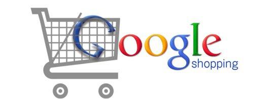 Google nákupy logo
