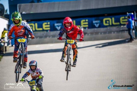 Jsme pyšní sponzoři závodníka Dominika Ráliše z Evropského poháru v BMX!